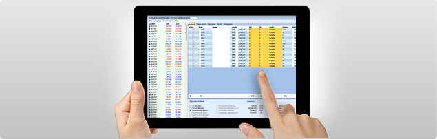 Forex Multi Account Manager (MAM) Terminal on MetaTrader 4